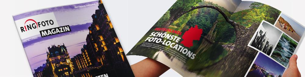 Das neue RINGFOTO-Magazin ist da!