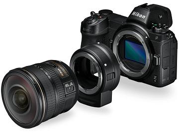 Nikon <em>Z-Serie</em> - Spiegellos neu definiert