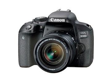Canon <em>EOS 800D</em> Kit