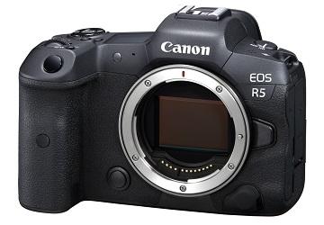 Canon <em>EOS R5</em>